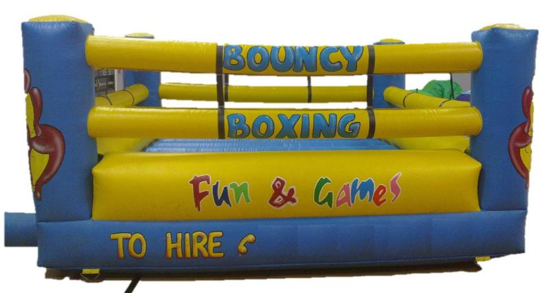 Adult Bouncy Boxing