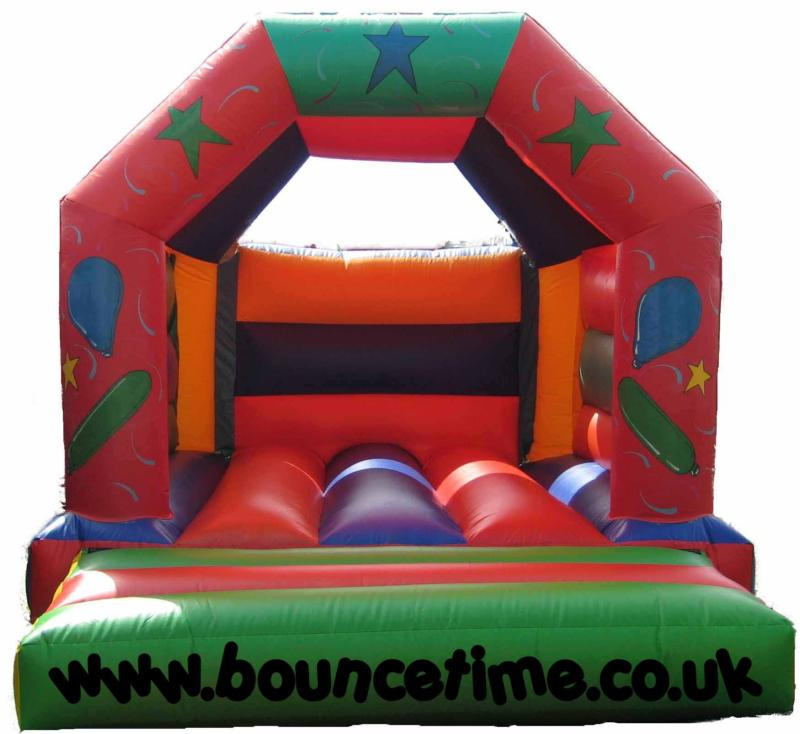 12x12ft Jump Time Bouncy Castle